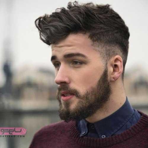 مدل آرایش مو مردانه جذاب