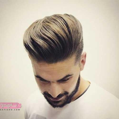 مدل موی شیک و زیبا مردانه جدید مخصوص داماد