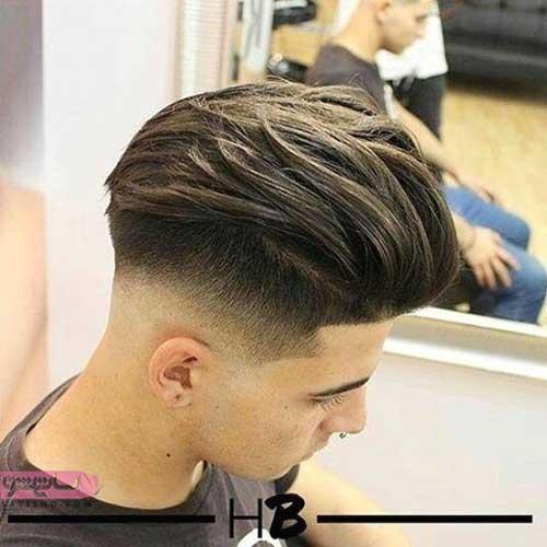 مدل مو مردانه بغل کوتاه