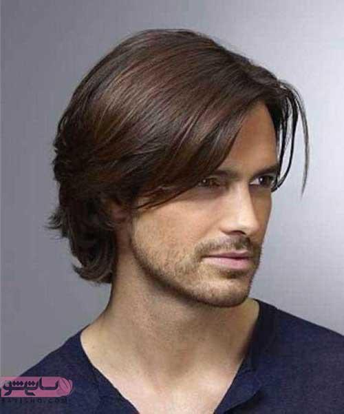 عکس موی نیمه کوتاه مردانه