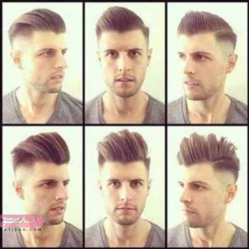 سری جدید مدل موهای مردانه و پسرانه