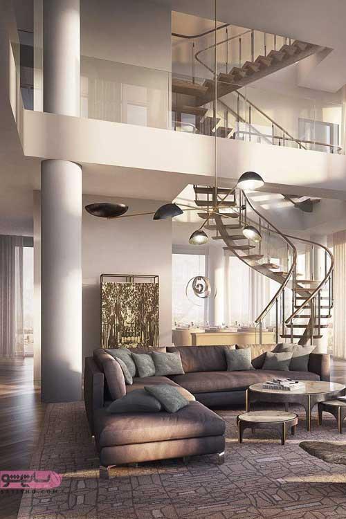 عکسهای پله های خانه جدید