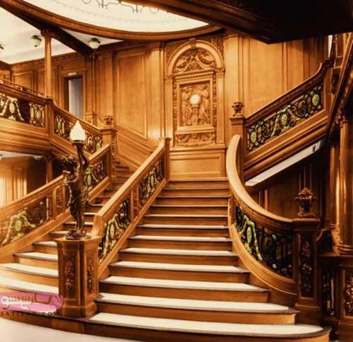 مدلهای مختلف پله چوبی بسیار شیک
