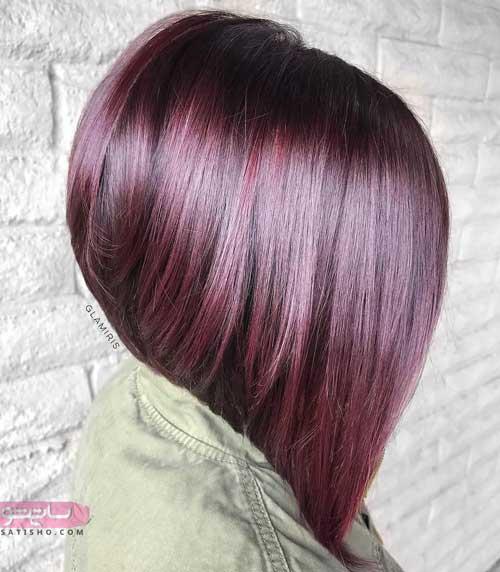 زیباترین رنگ مو سال ۹۸ برای پوست سبزه