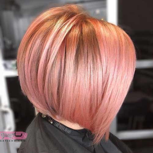 کلکسونی از مدل رنگ مو جدید ترکیبی