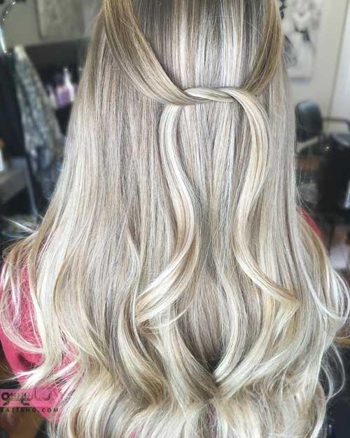 زیباترین رنگ مو جدید اینستاگرام