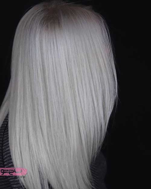 جدیدترین رنگ موی عروس 98 روشن و زیبا