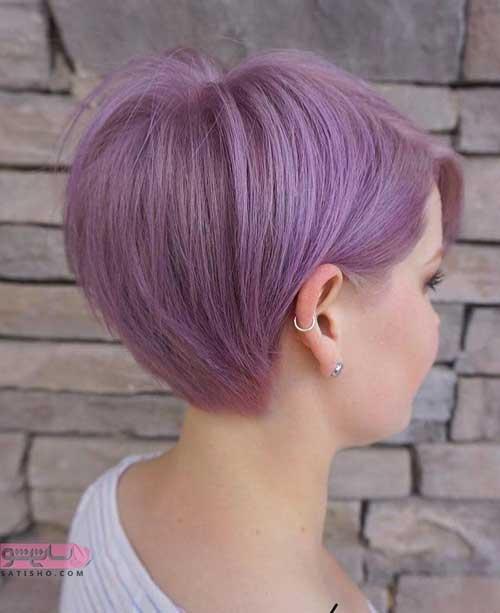 ژورنال مدل رنگ موهای ترکیبی