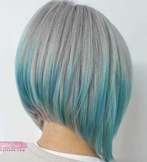 ترکیب رنگ مو ۲۰۱۹