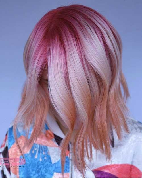 پرطرفدارترین رنگ موهای امسال