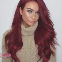 ۵۰ عکس از بهترین مدل رنگ مو جدید ۹۸ | مدل رنگ مو هایلایت دخترانه ۲۰۱۹