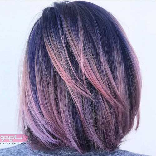 معرفی جذابترین رنگ مو جدید