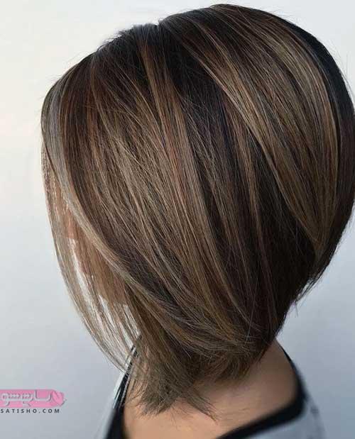 زیباترین رنگ موهای جدید
