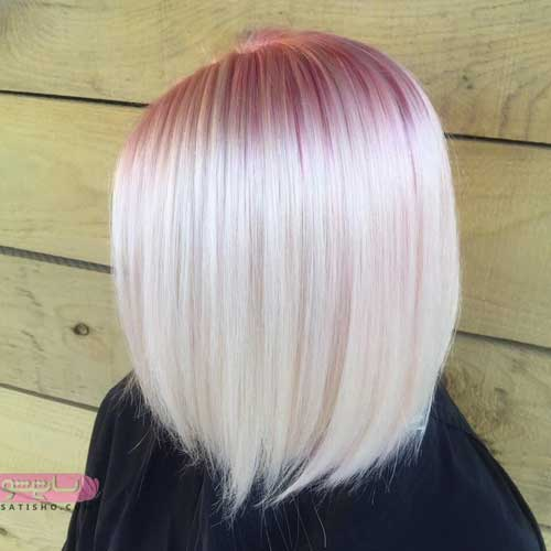 تصاویری از رنگ مو جدید شیک