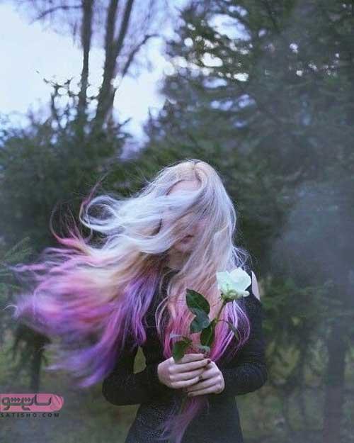 مدل های رنگ مو دخترانه