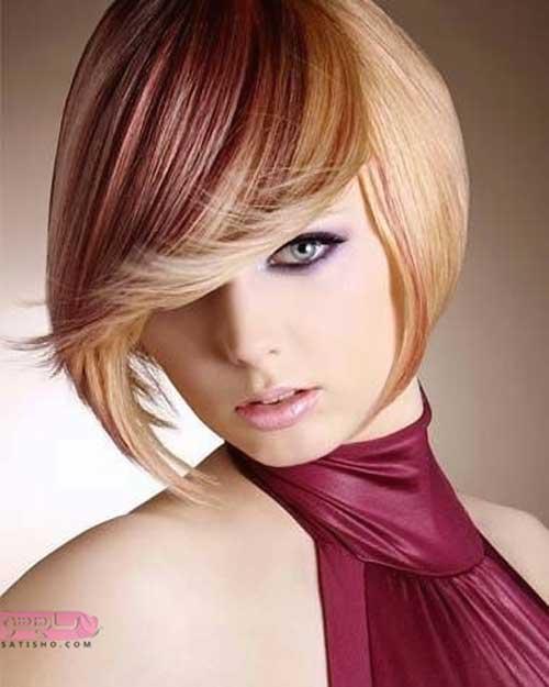 جدیدترین مدل مو و رنگ موی زنانه سال 98