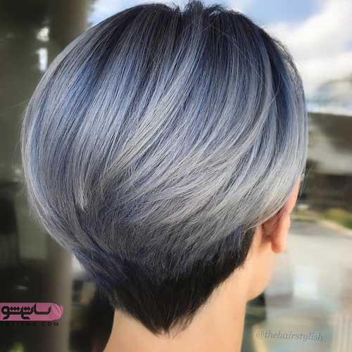 معرفی انواع رنگ موی ۹۸