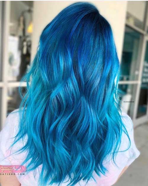 رنگ موی محبوب کارشناسان زیبایی برای سال 98
