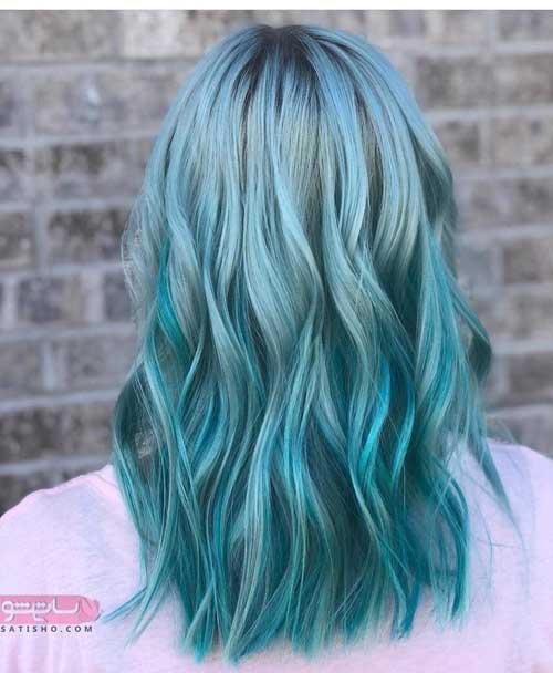 پرطرفدارترین رنگ موهای امسال در بین دختران و خانم ها