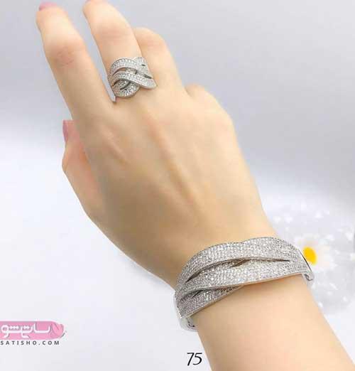 مدل دستبند بدلیجات جدید