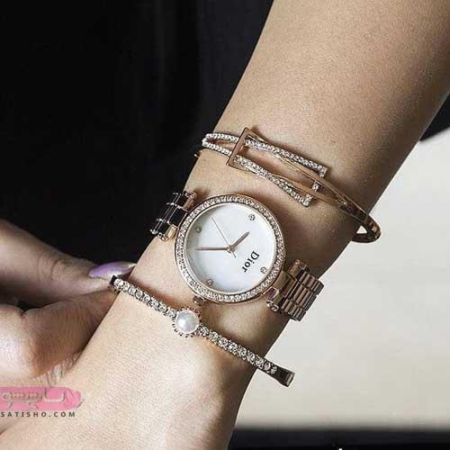 عکس مدل ساعت گوچی زنانه دخترانه