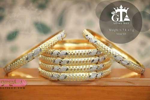 خرید دستبند طلای بدل