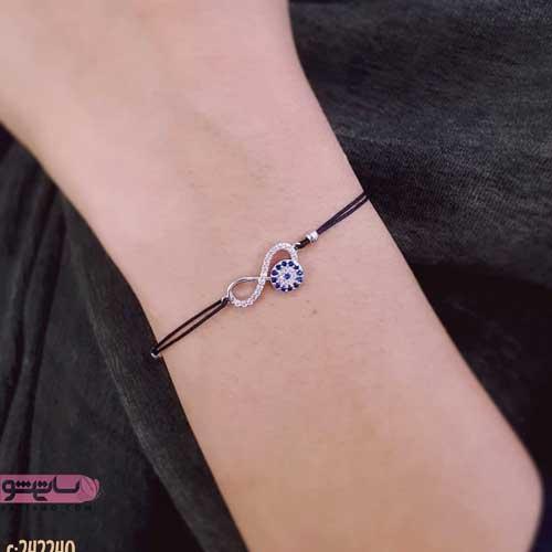 شیکترین مدل دستبند دخترانه 98 فانتری