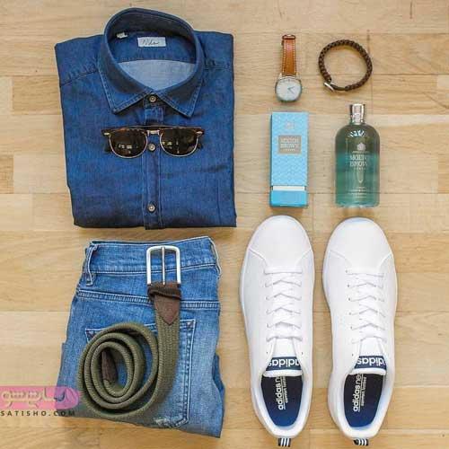 چگونه لباس بپوشیم برای مردان و پسران