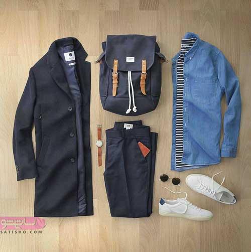 ست لباس مردانه اسپرت