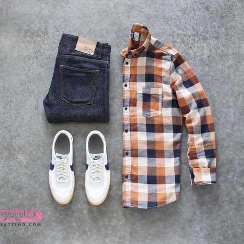 ست لباس مردانه اسپرت 2019