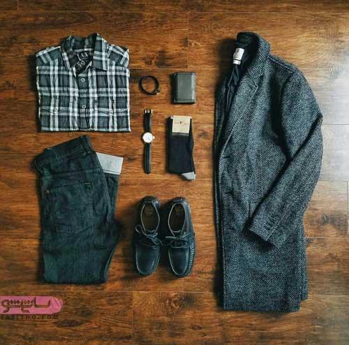نحوه ست کردن لباس های پاییزه و زمستانی
