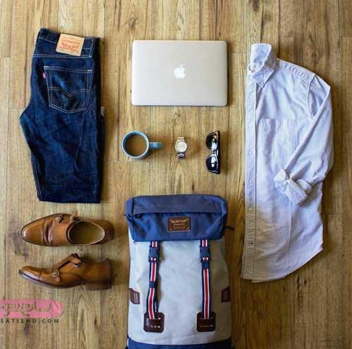 خرید لباس مردانه اسپرت و نیمه رسمی