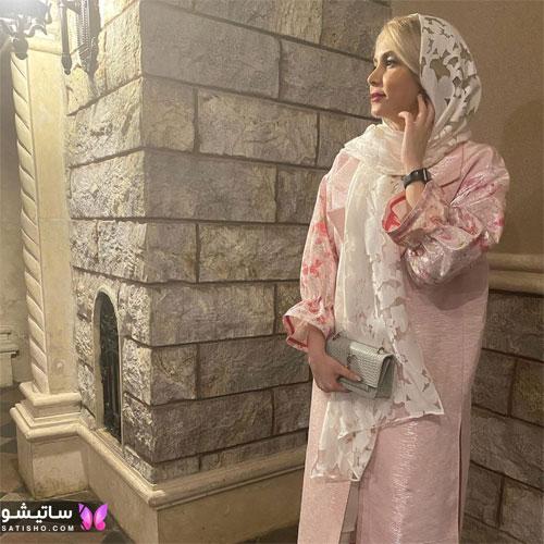 مانتوی مجلسی دخترانه با طرح های شیک لاکچری