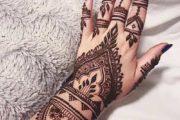 مدل حنای دست