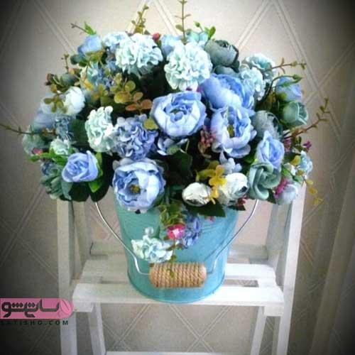 خلاقانه ترین مدلهای گلدان دکور