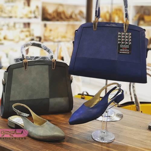 مدل کیف و کفش ست دخترانه