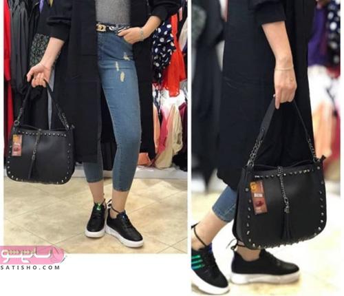 مدل ست کیف و کفش زنانه و دخترانه برای عید