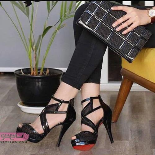 کیف و کفش ست جدید