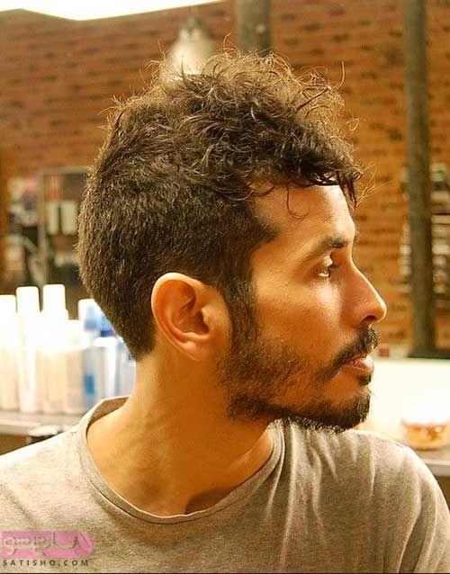 عکس مدل های موی مردانه 98