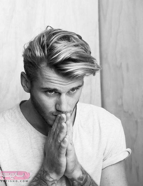 عکسهای مدل مو مردانه جدید