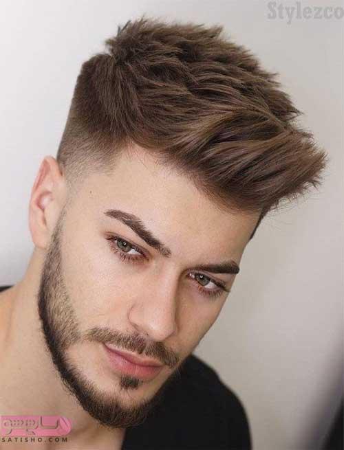 تصاویر مدل مو مردانه جدید