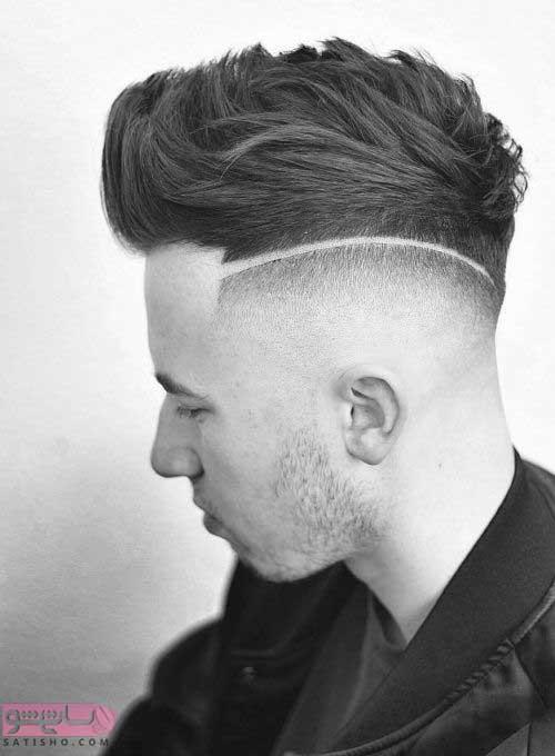 عکس از مدل مو مردانه جدید