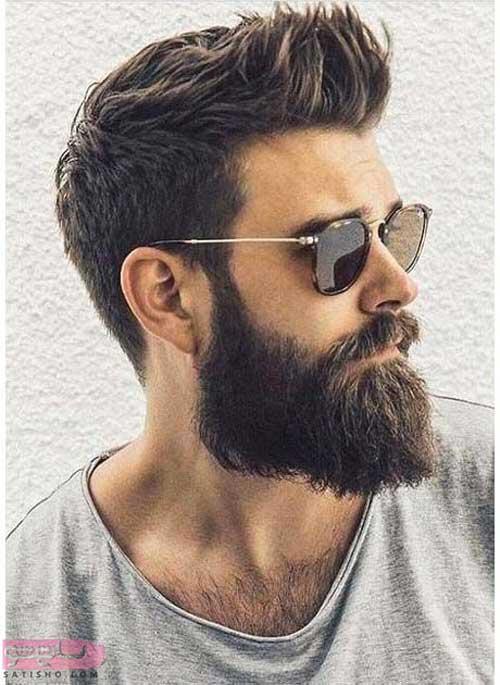 عکس مدل مو مردانه ایرانی جدید