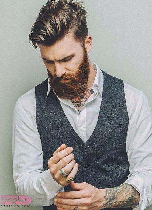 انواع مدل مو مردانه با اسم 98 و 2019
