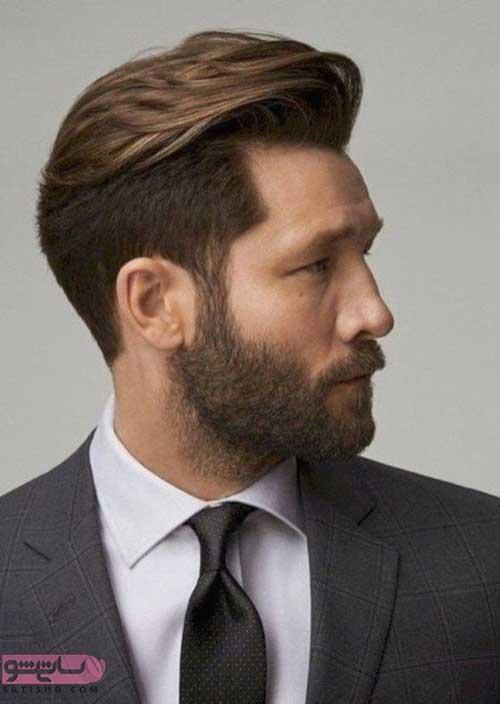 انواع مدل مو مردانه ایرانی 98 و 2019