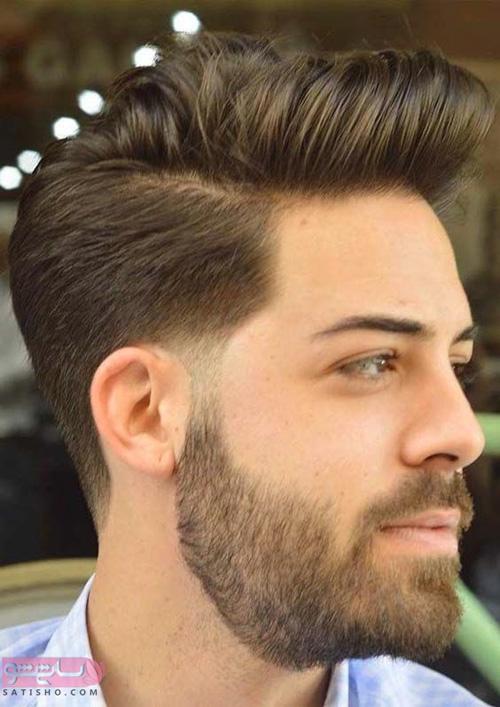 انواع مدل مو مردانه بلند 98 و 2019