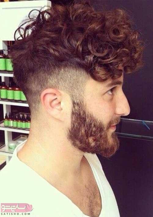 انواع مدل مو مردانه خامه ای 98 و 2019