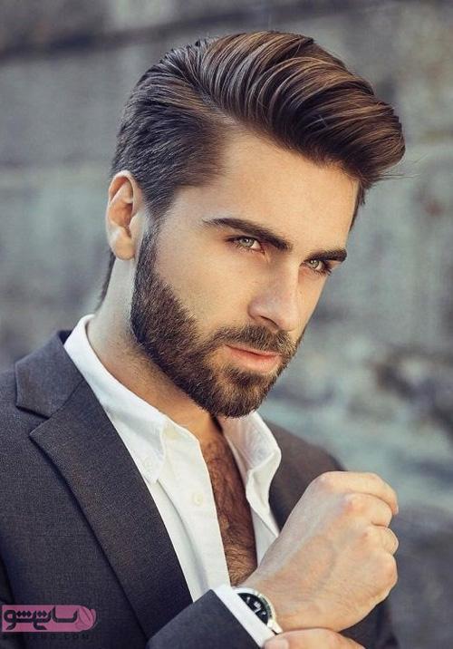 انواع مدل مو مردانه و نام انها 98 و 2019