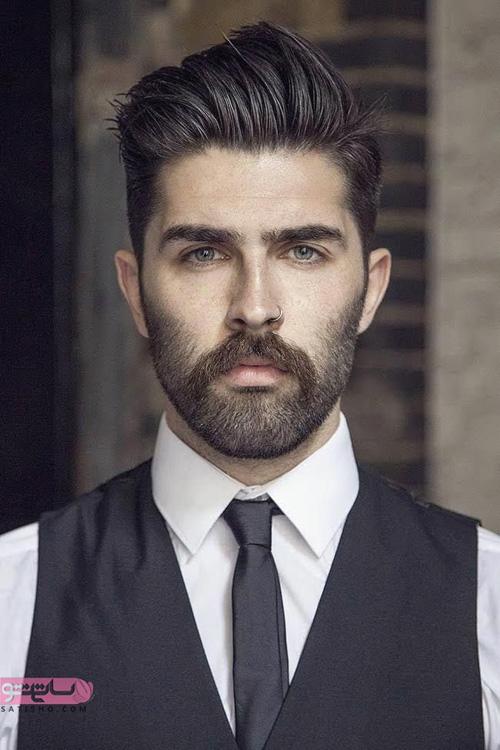 انواع مدل مو مردانه رسمی 98 و 2019