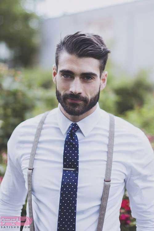 جدیدترین مدل مو مردانه سایه